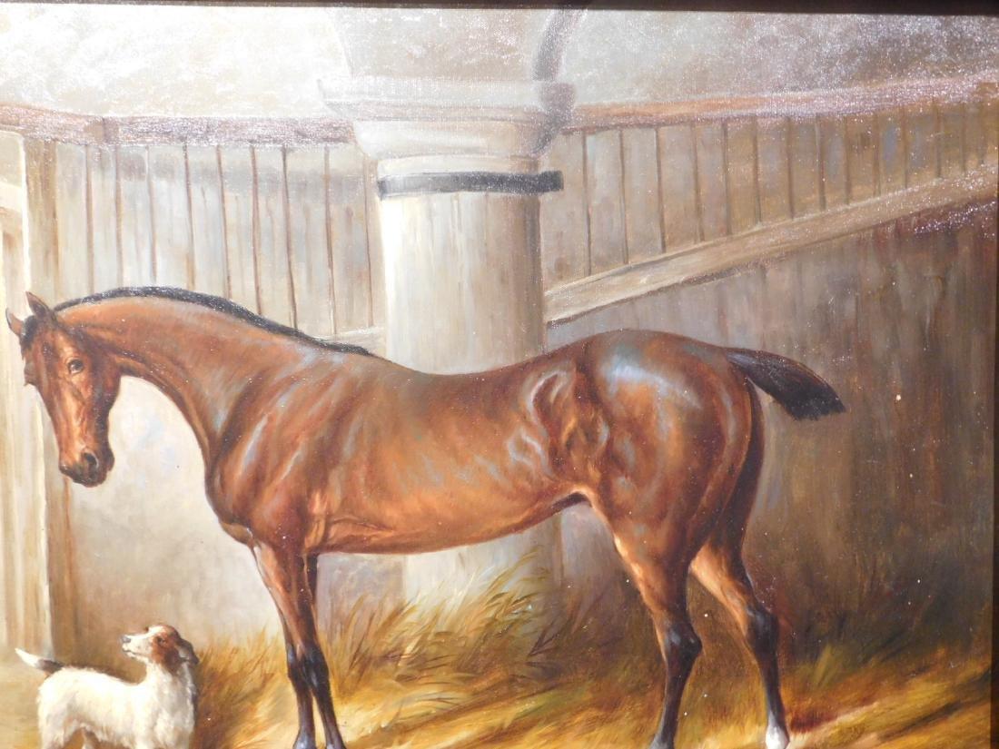John Stanford: Horse & Dog - 5
