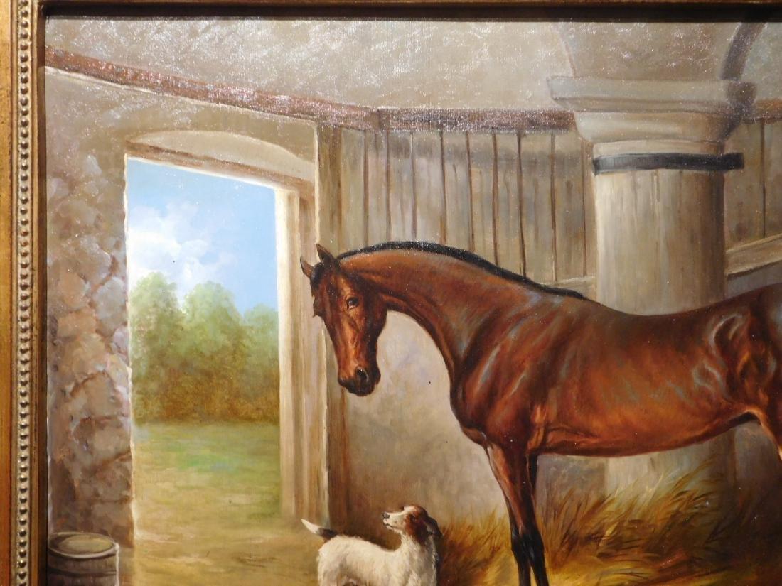 John Stanford: Horse & Dog - 8