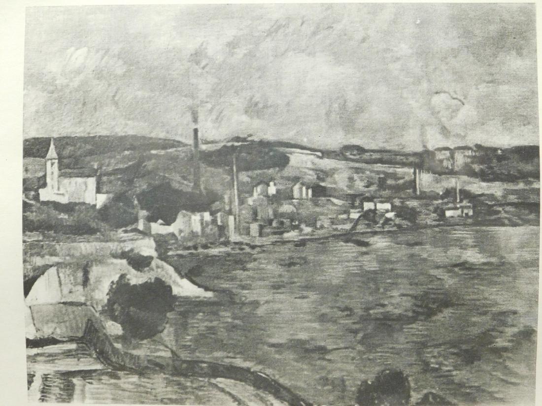 Paul Cezanne: L'Estaque