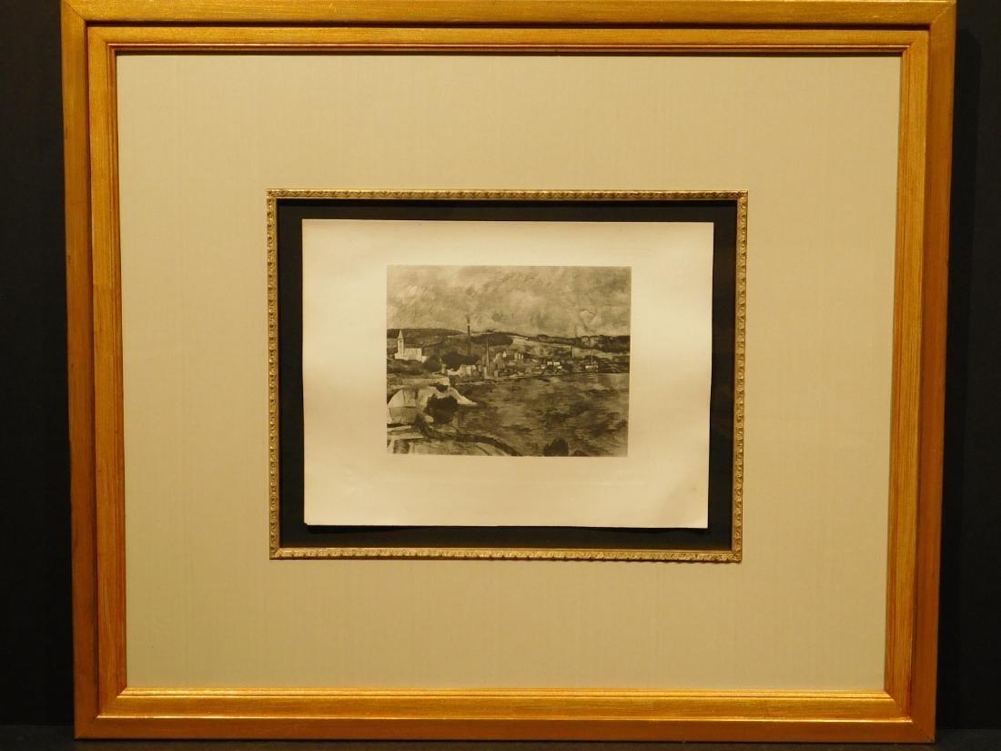 Paul Cezanne: L'Estaque - 2