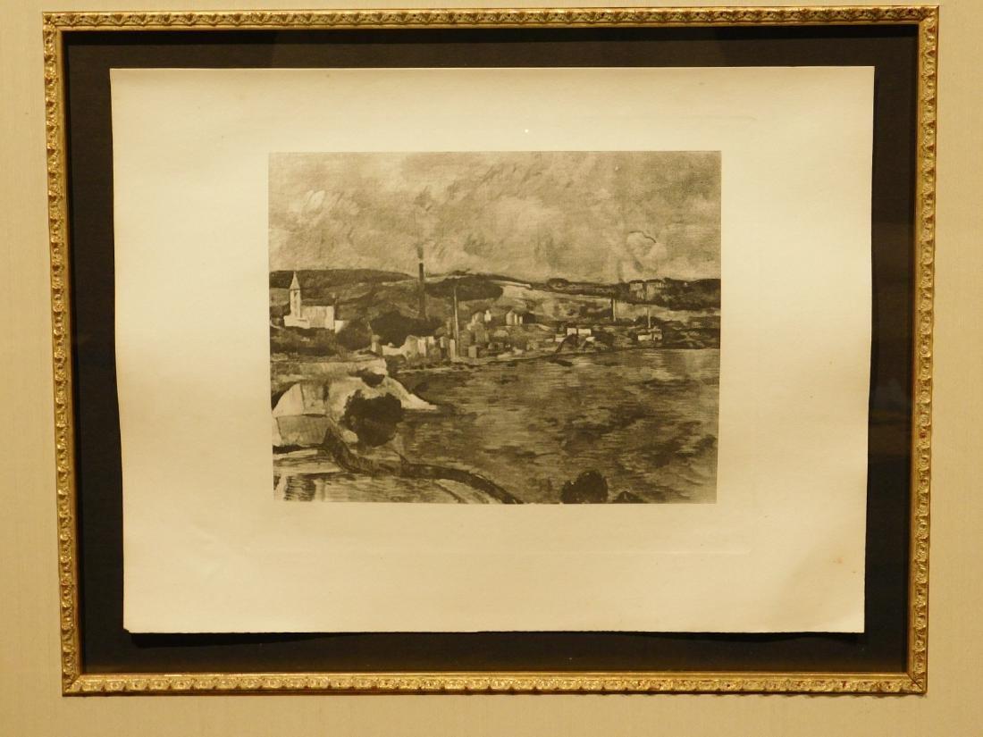 Paul Cezanne: L'Estaque - 3