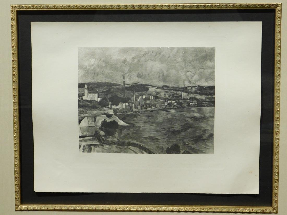 Paul Cezanne: L'Estaque - 4