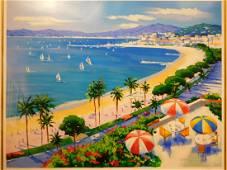 Alex Pauker: Beach View