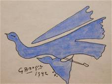 Georges Braque: Dove