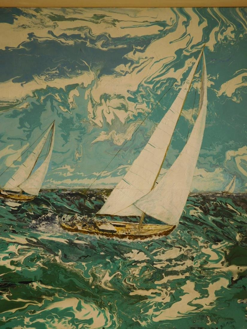 Bill Miller:  Sailboat Racing, Florida - 2