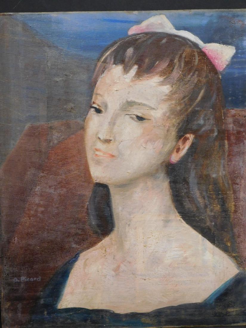 Olivier Picard: Portrait of a Girl