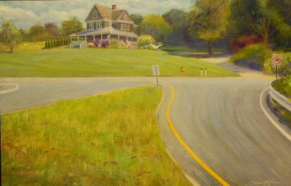 Glen Graffan:  Cape Cod Home