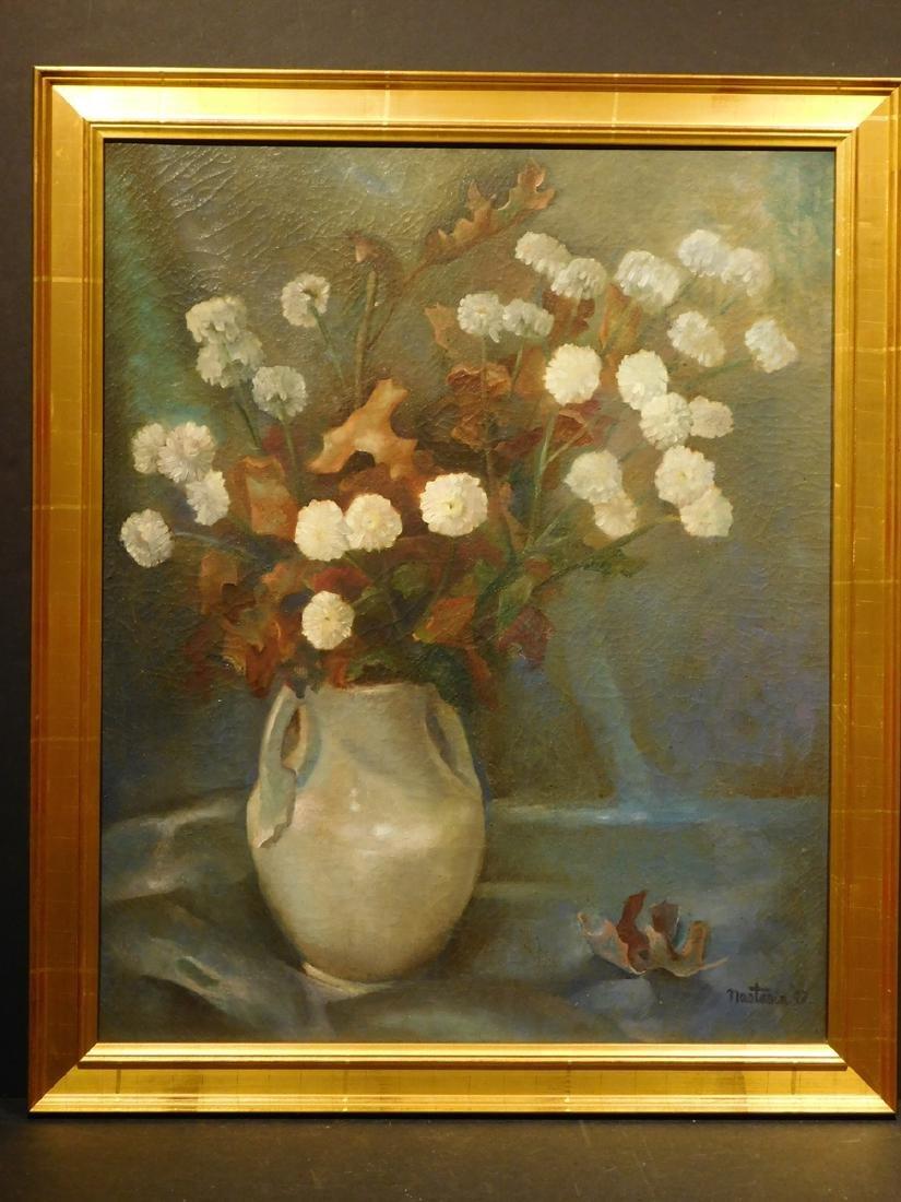 Nastasia: Flower Still Life