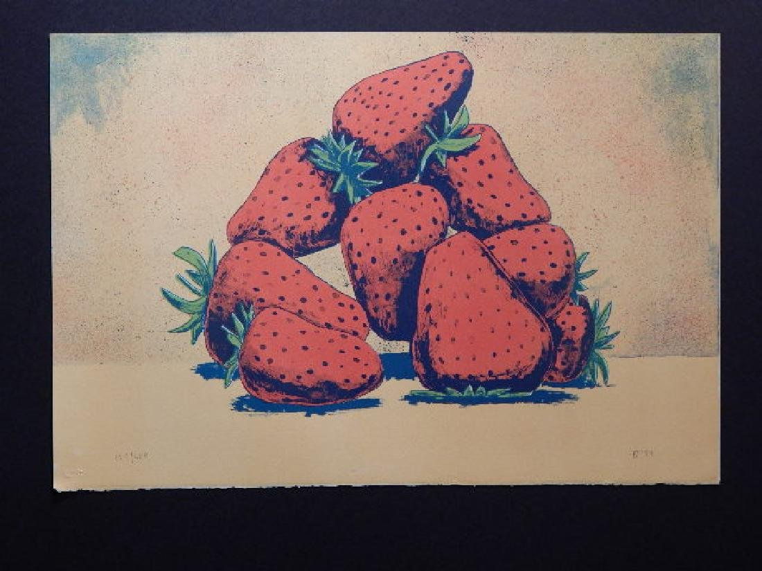 Aaron Fink: Strawberries