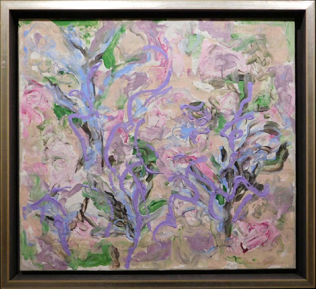 Manner of Joan Mitchell: Abstract Composition