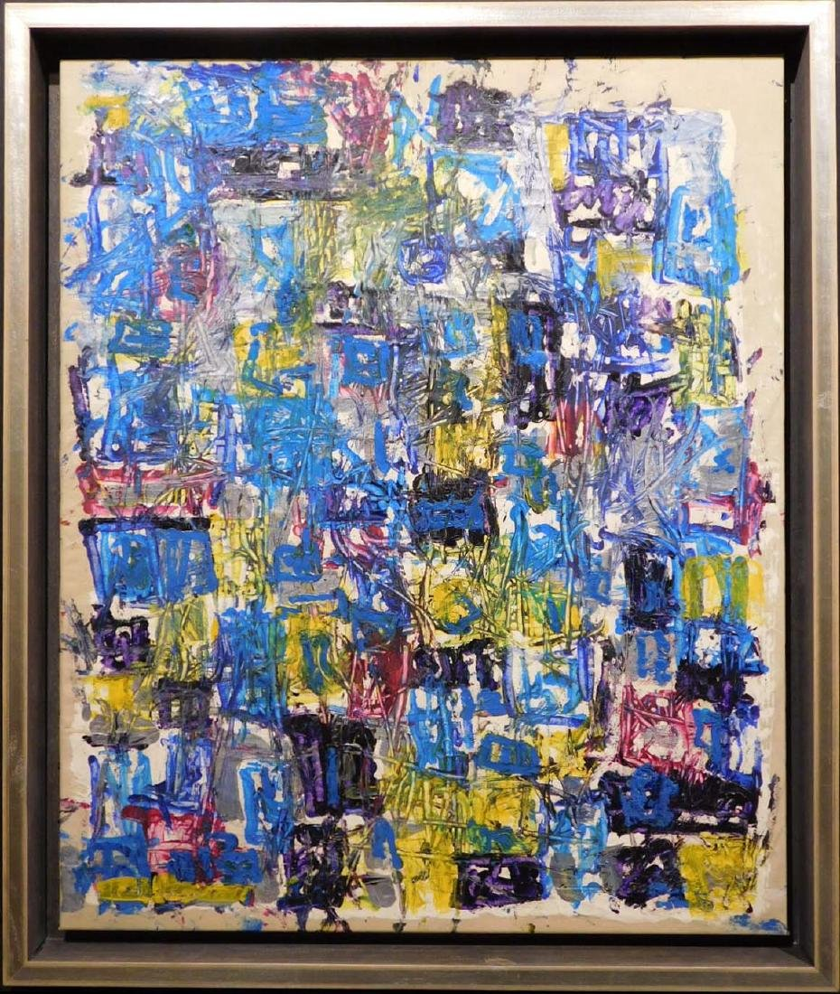 Manner of Lee Krasner: Abstract Painting
