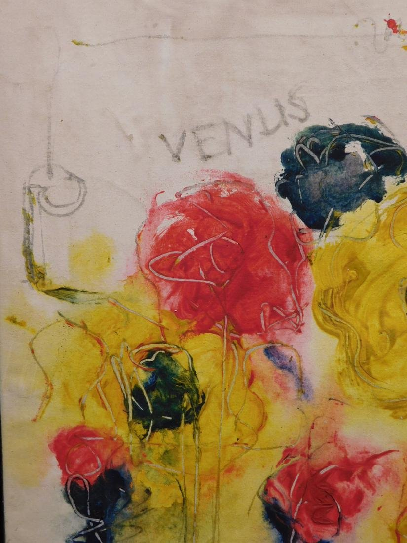 Manner of Cy Twombly: Venus, Mars - 3