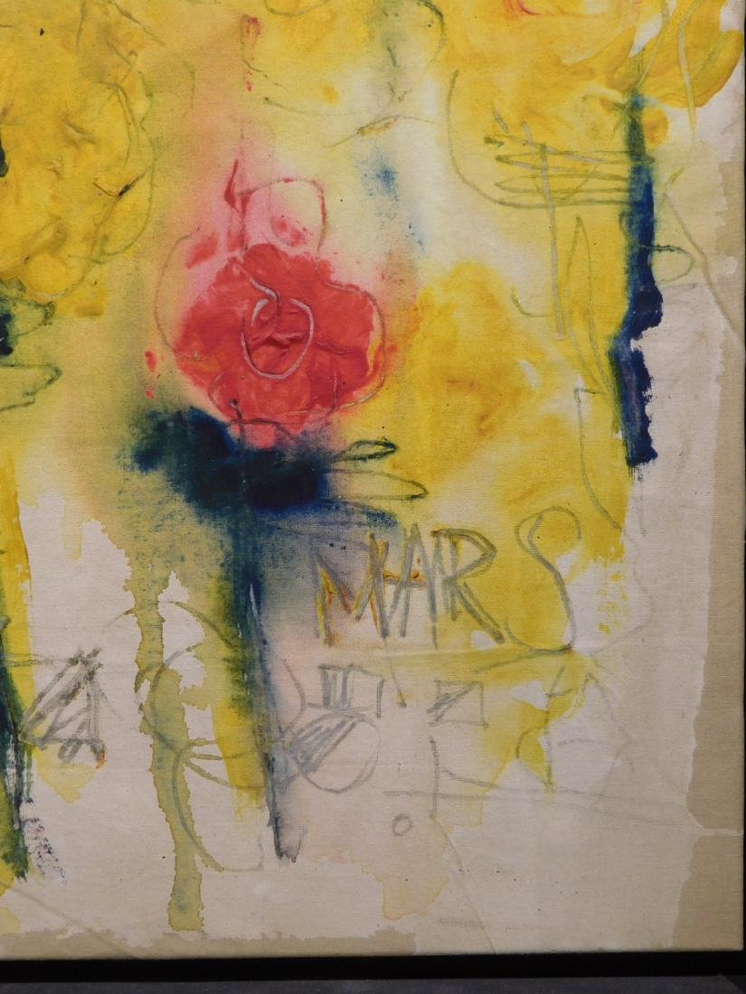 Manner of Cy Twombly: Venus, Mars - 6