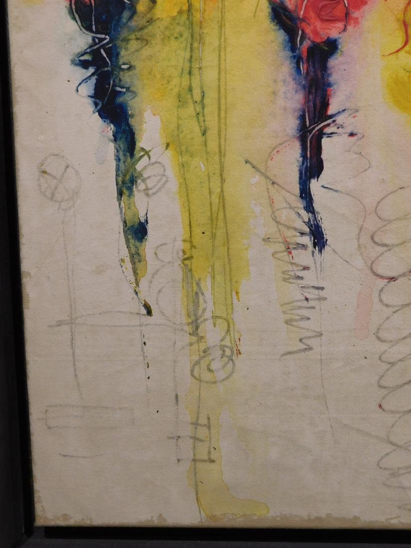 Manner of Cy Twombly: Venus, Mars - 7