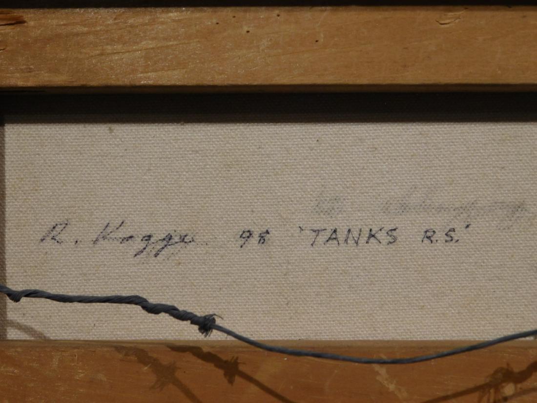 Robert Kogge: Tanks R. S. - 6