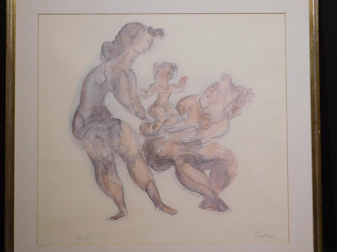 Chaim Gross: Three Figures