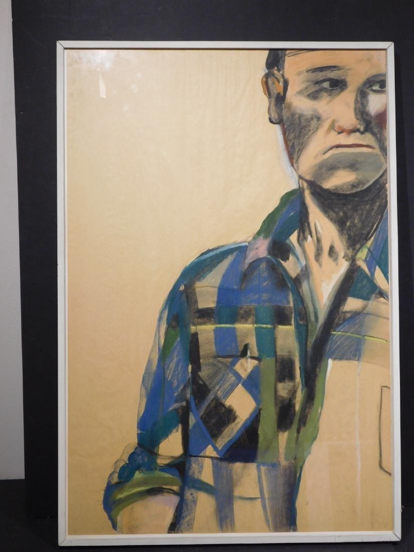 Sheila Miles: Self Portrait