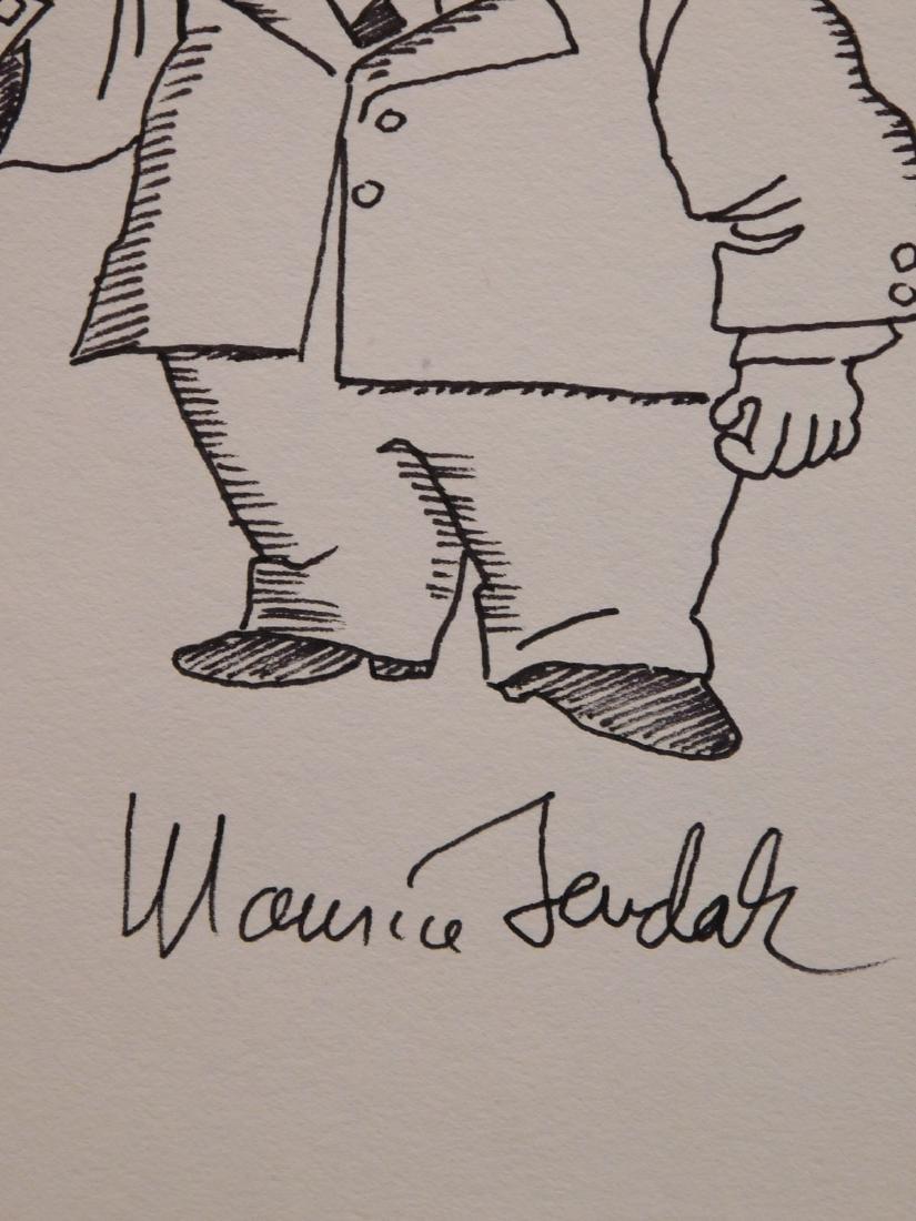 Maurice Sendak: Postman Illustration