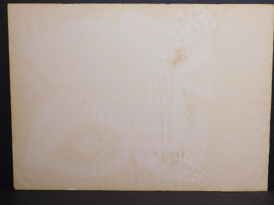Joan Miro: Original Lithograph Exhibition Poster - 6