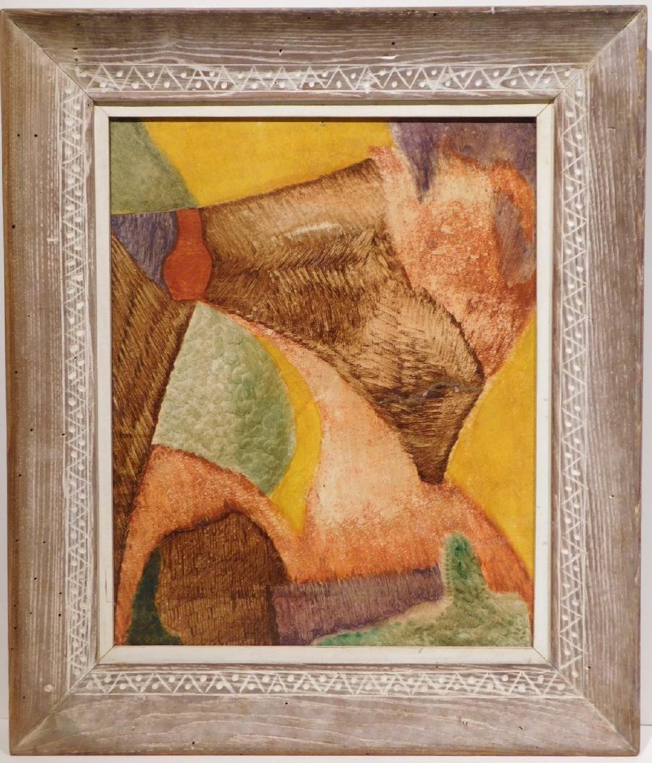 Carl Gustaf Simon Nelson (1898-1988):  Abstract