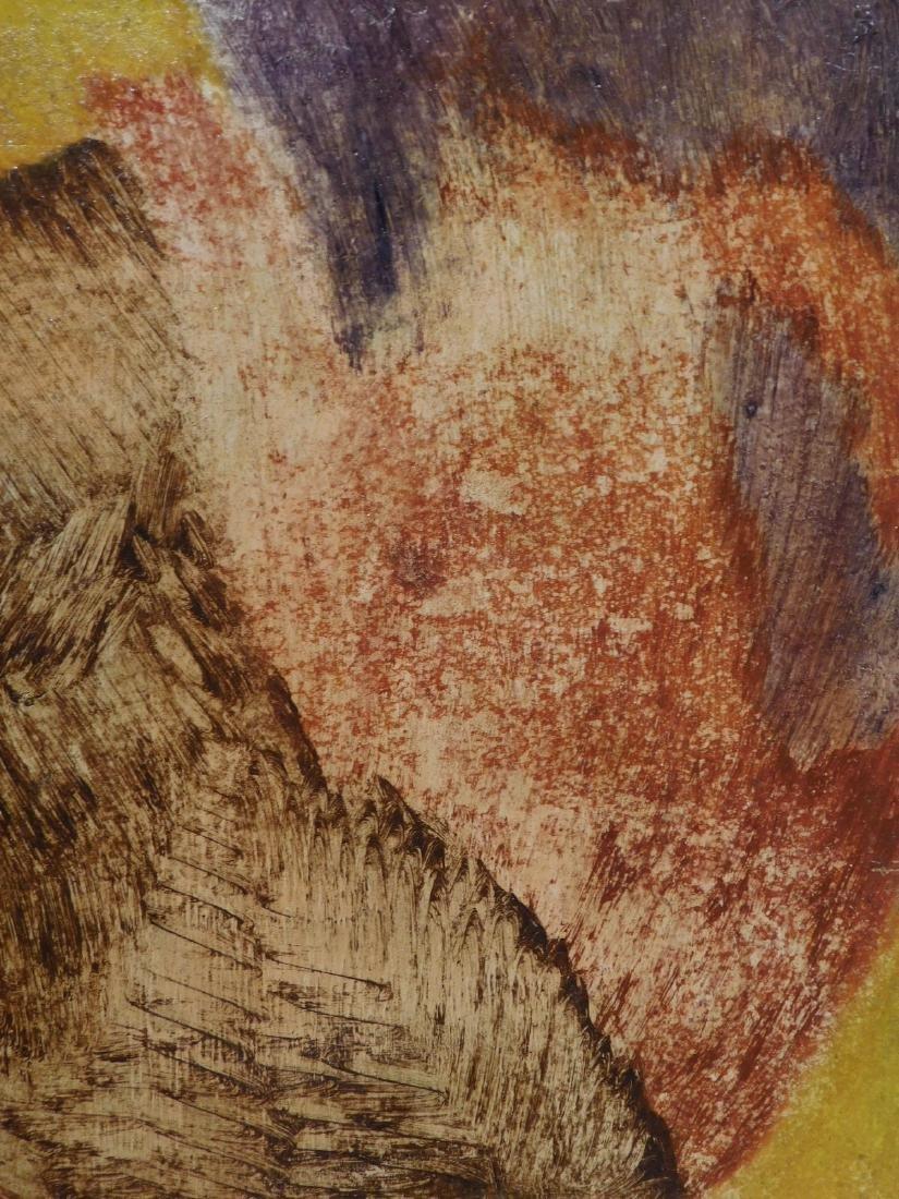 Carl Gustaf Simon Nelson (1898-1988):  Abstract - 3