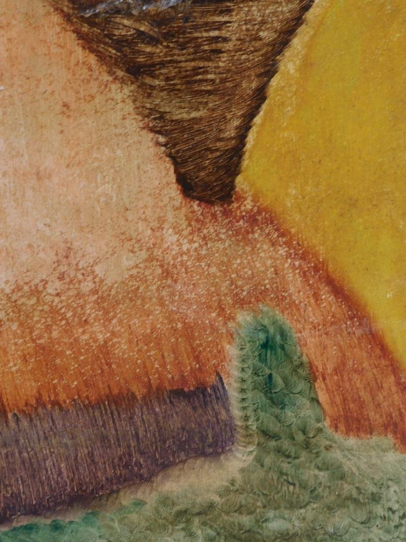 Carl Gustaf Simon Nelson (1898-1988):  Abstract - 4