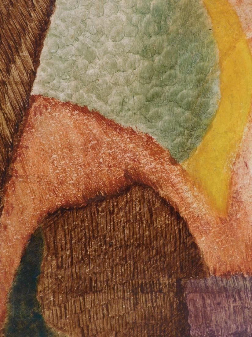 Carl Gustaf Simon Nelson (1898-1988):  Abstract - 5