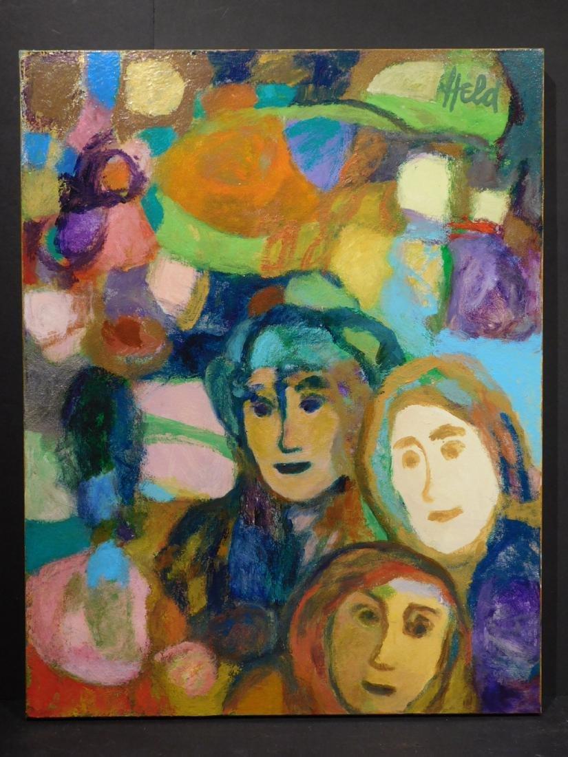 Margaret Held: Flower Show
