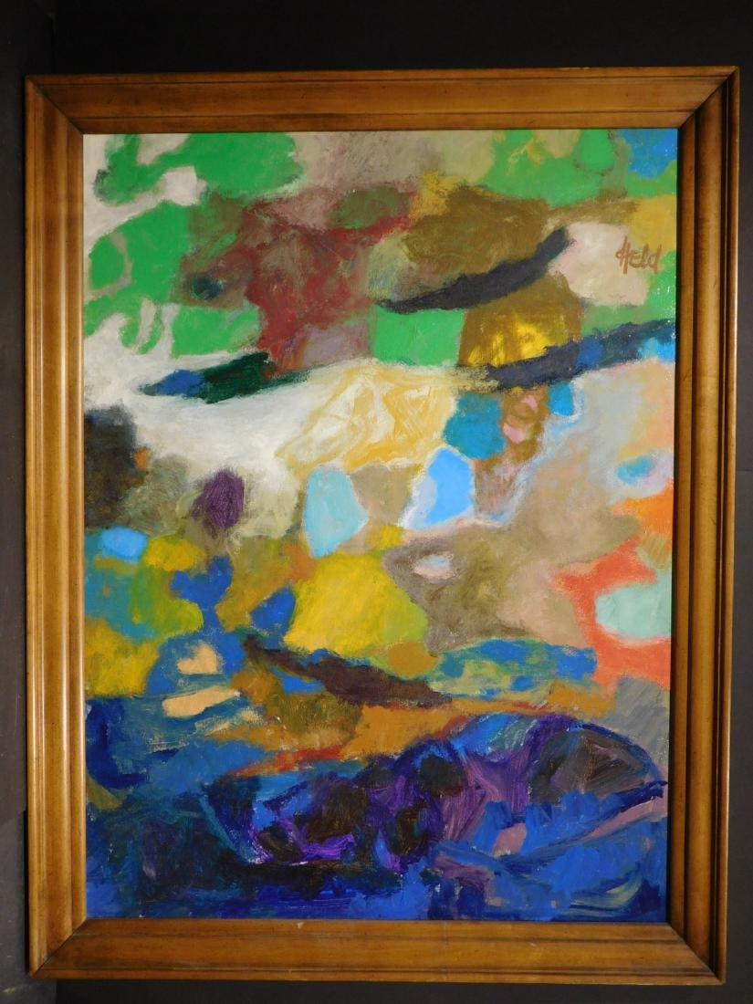 Margaret Held: Memory of the Sea