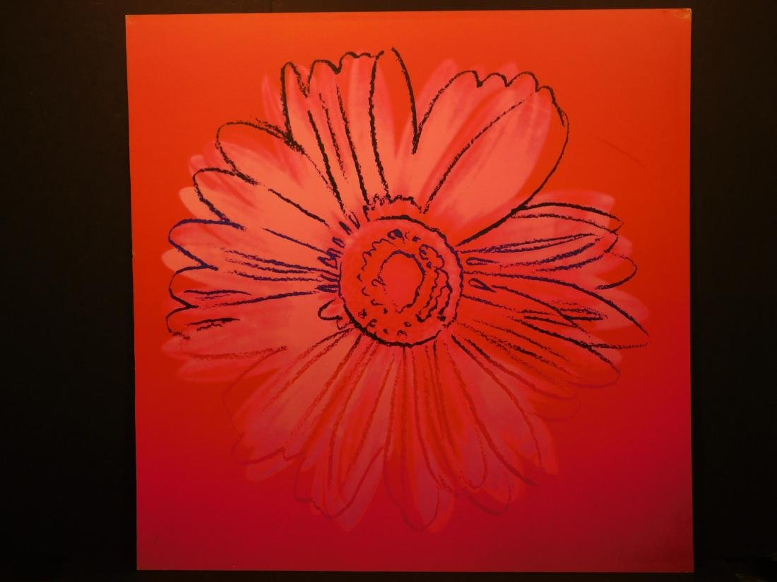 Andy Warhol: Daisy Series – Pink