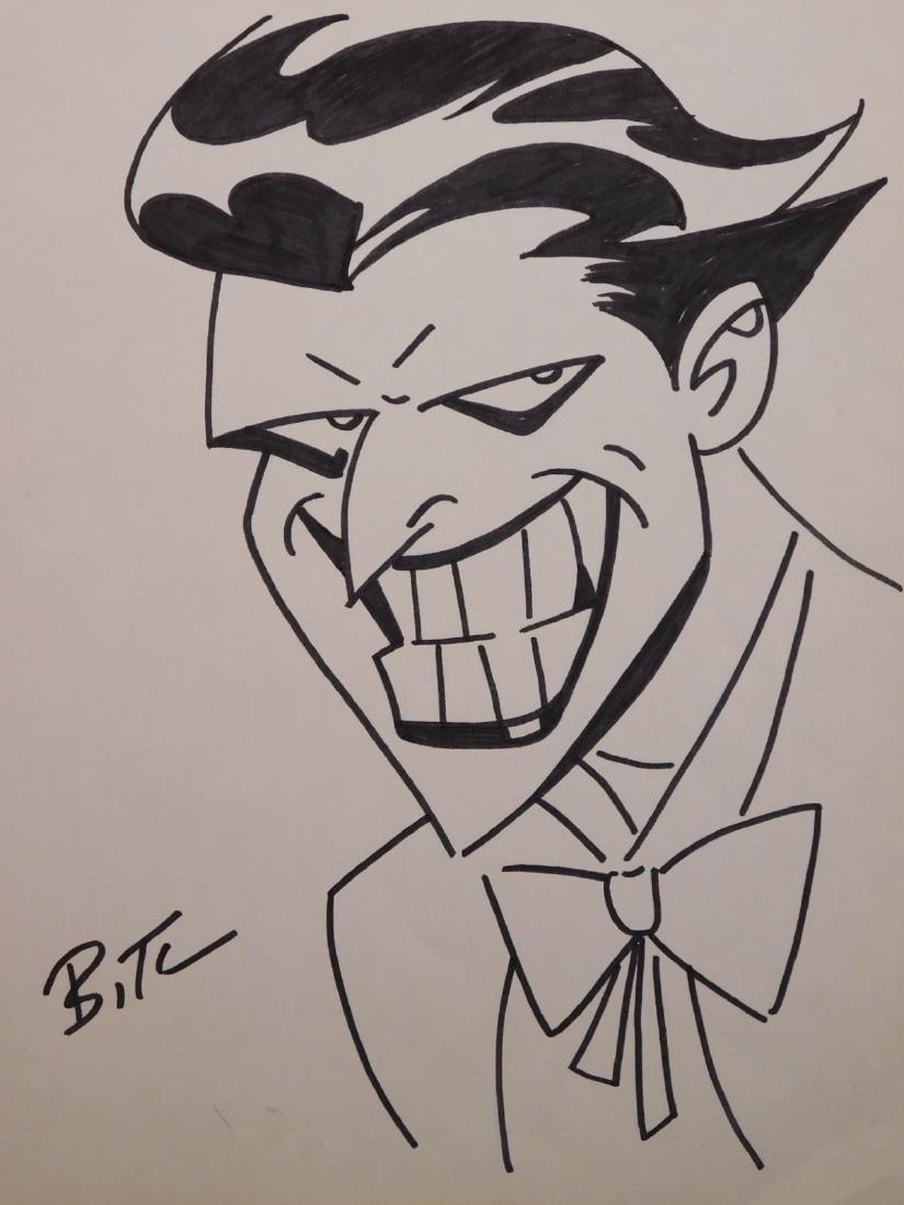 Bruce Timm: The Joker