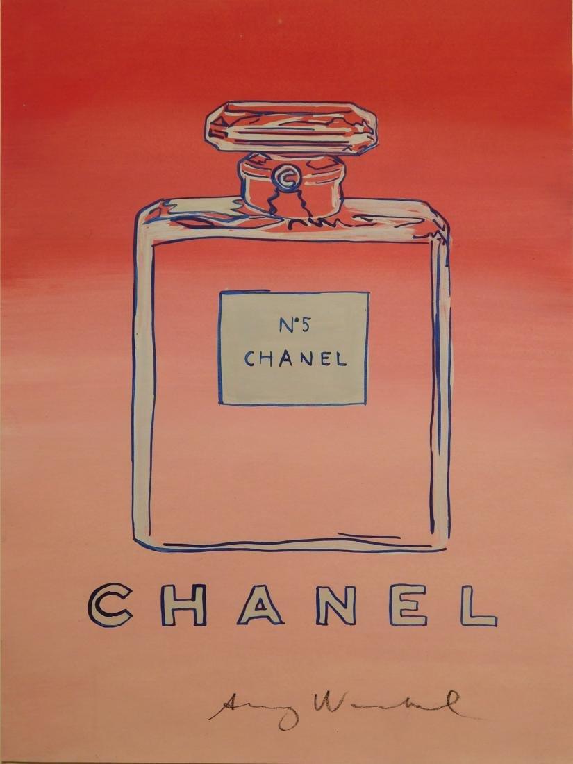 Andy Warhol: Chanel No. 5