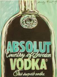 Andy Warhol: Absolut Vodka