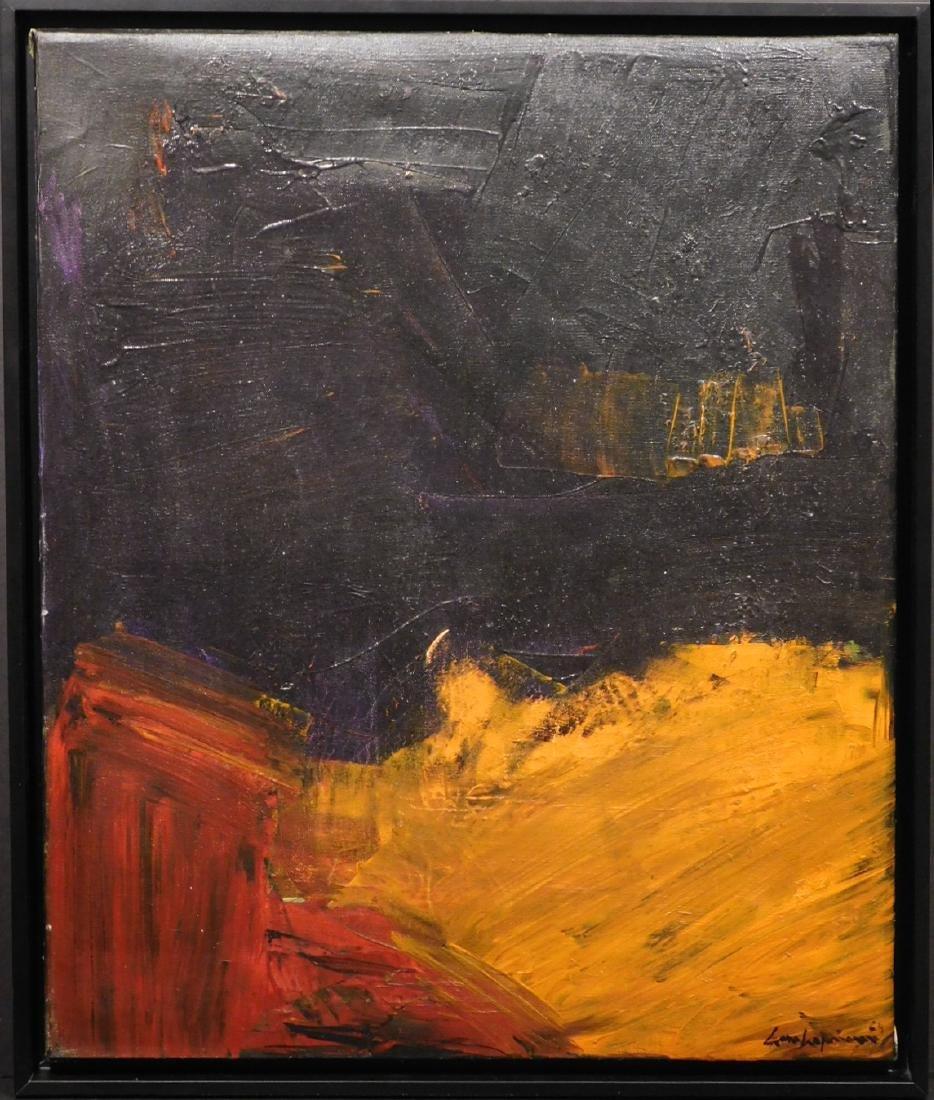 Hans Hofmann: Abstract Composition