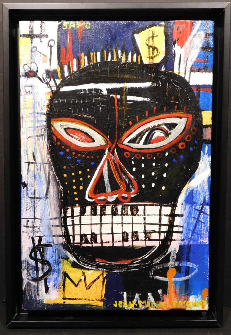 Jean Michel Basquiat: SAMO