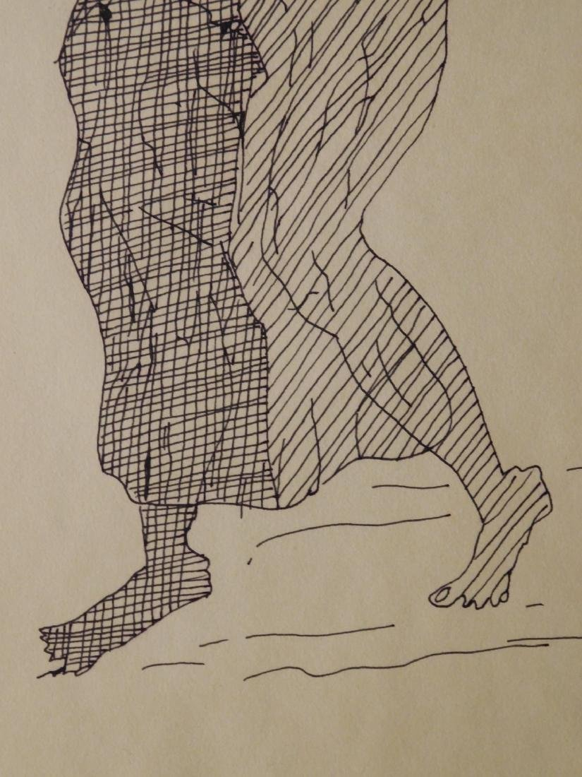 Georges Braque: Angel, 1958 - 4