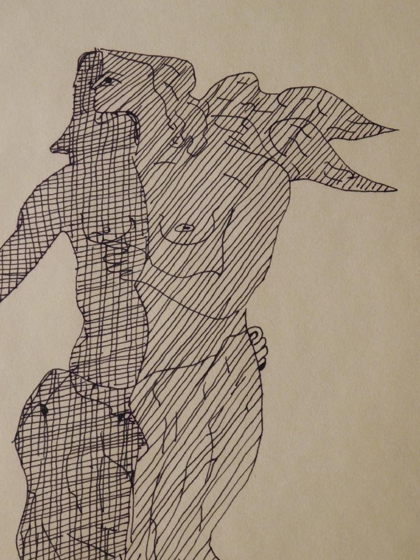 Georges Braque: Angel, 1958 - 5