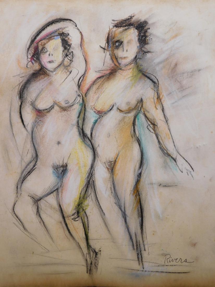 Larry Rivers: Figure Studies