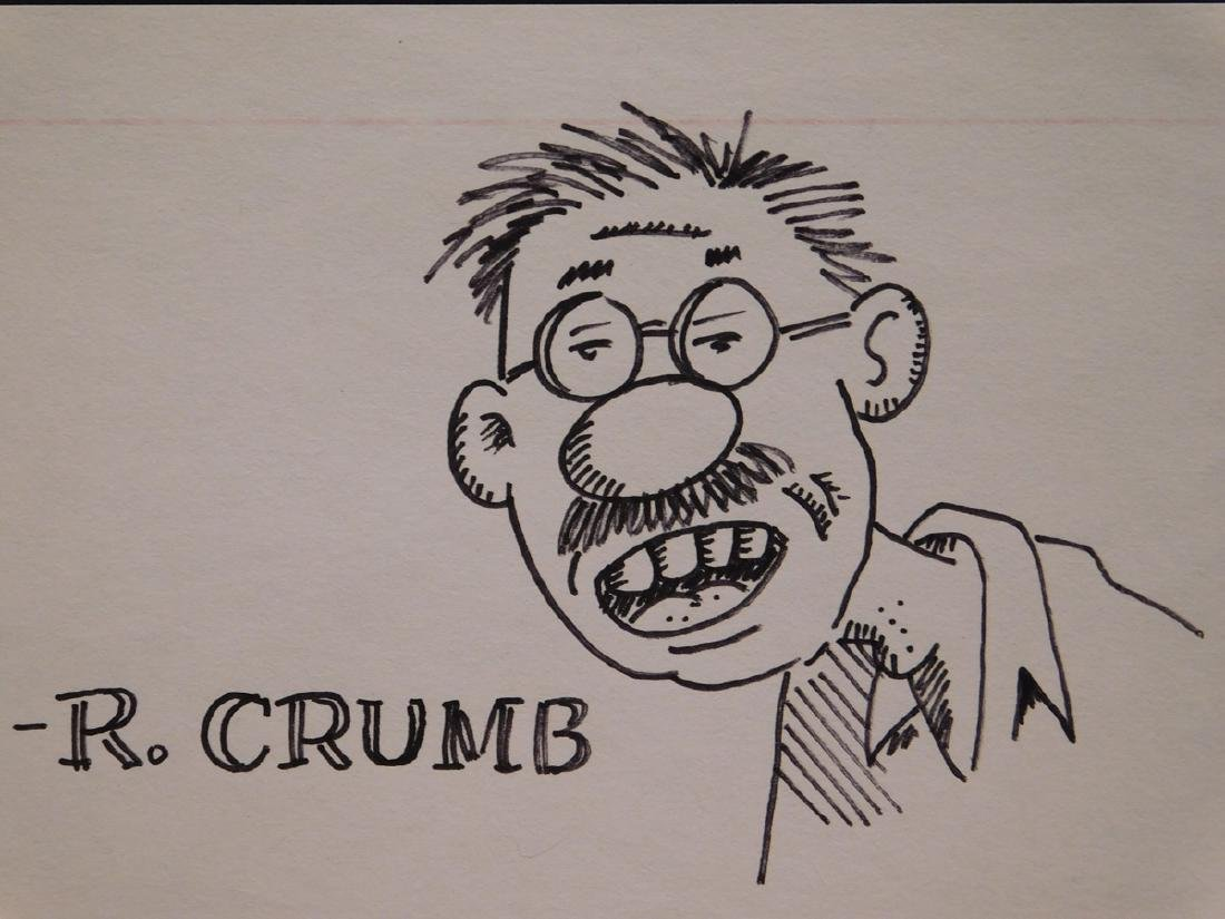 Robert Crumb: Character Portrait