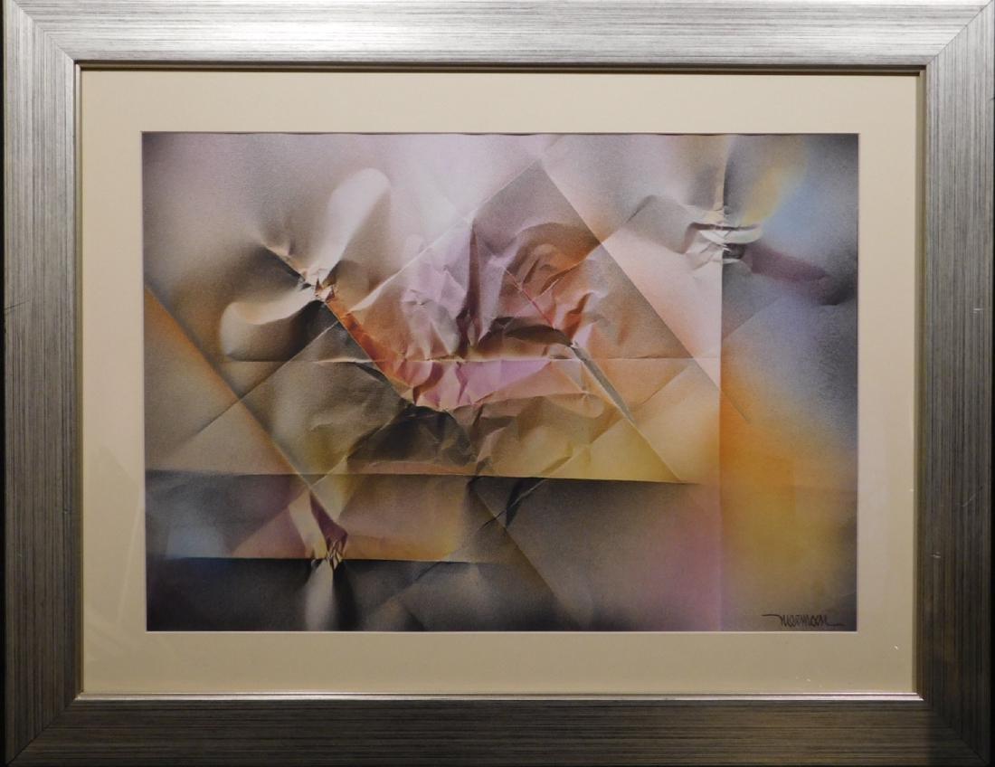 Leonardo Nierman: Untitled