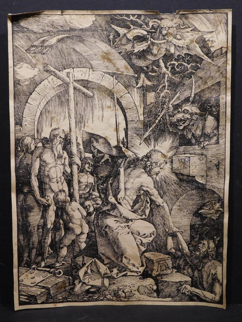 After Albrecht Durer: 8 Prints from the Apocalypse and - 2