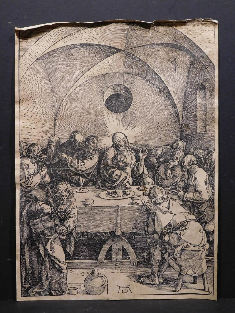 After Albrecht Durer: 8 Prints from the Apocalypse and - 3
