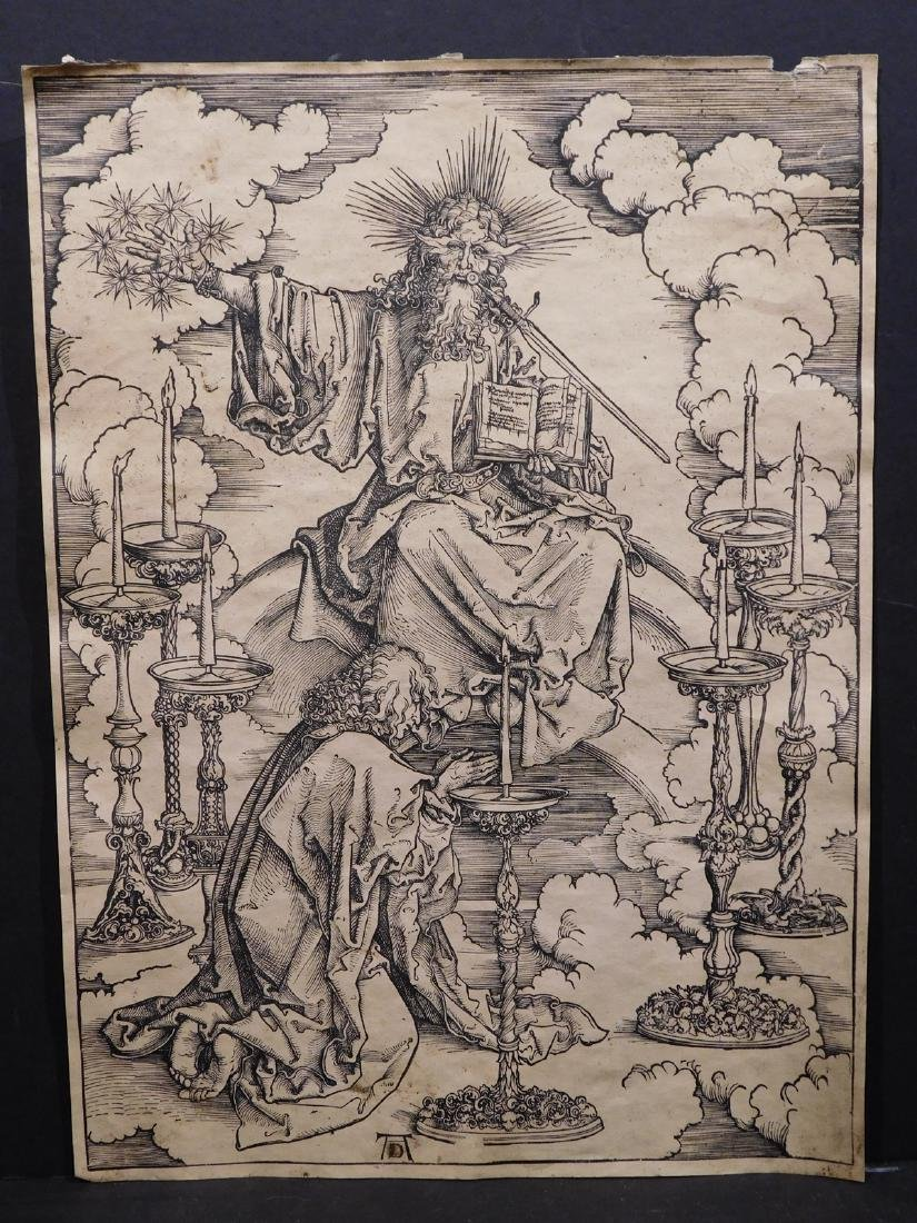 After Albrecht Durer: 8 Prints from the Apocalypse and - 4