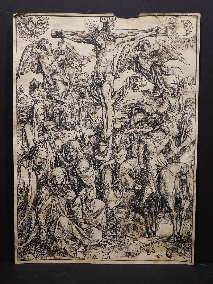 After Albrecht Durer: 8 Prints from the Apocalypse and - 5
