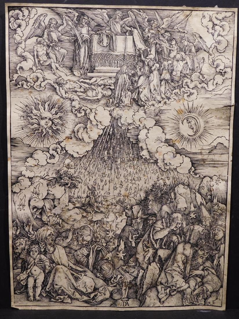 After Albrecht Durer: 8 Prints from the Apocalypse and - 7