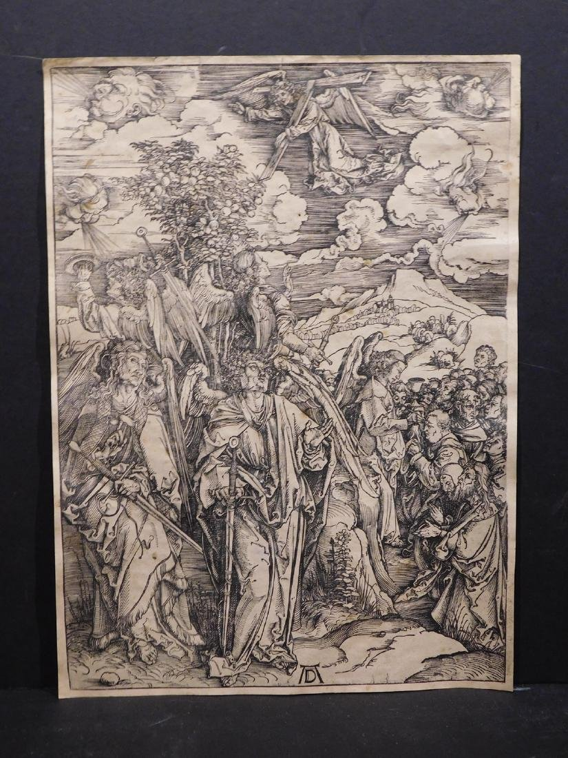 After Albrecht Durer: 8 Prints from the Apocalypse and - 8