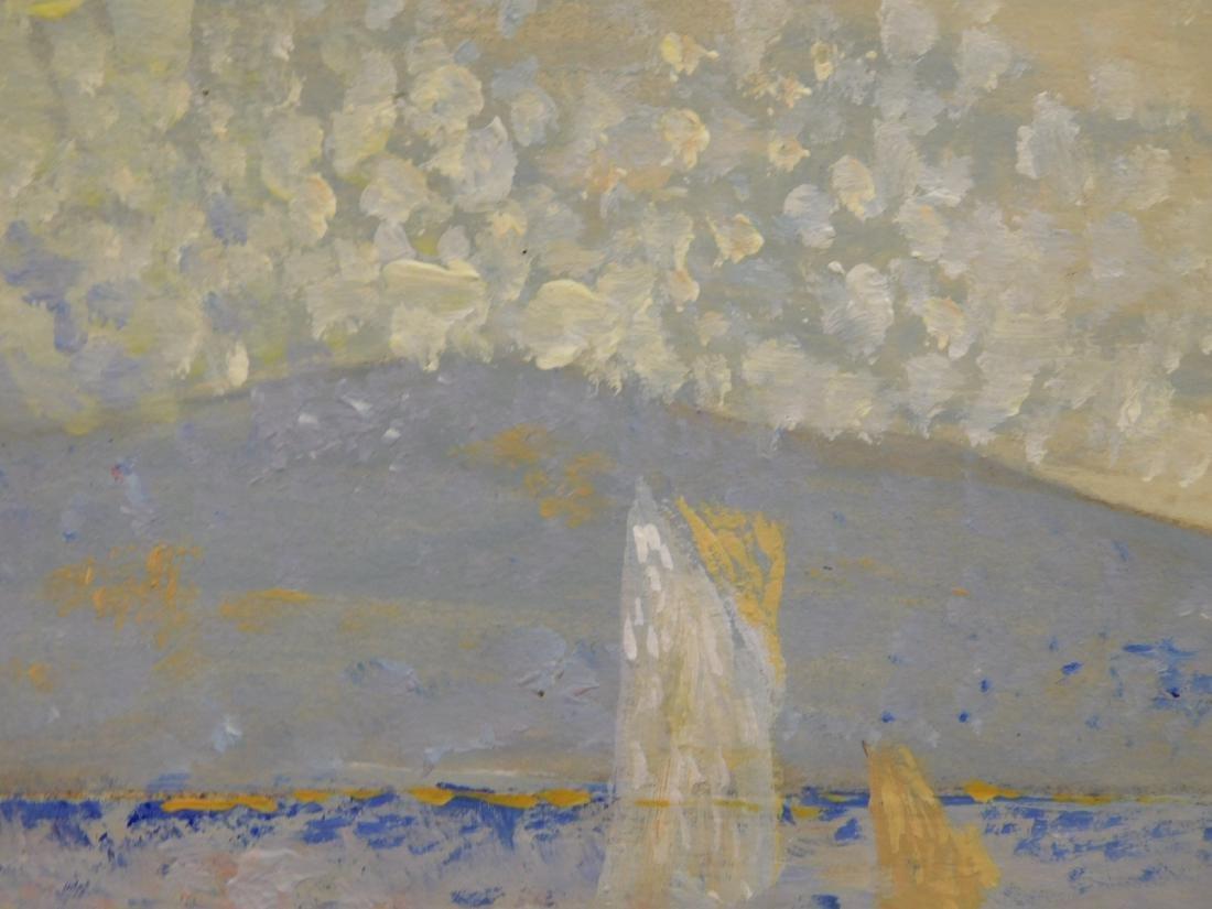 Paul Signac: Pointillist Landscape - 4