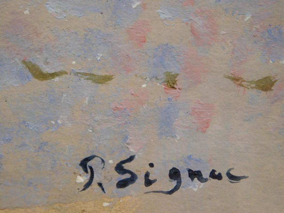 Paul Signac: Pointillist Landscape - 7