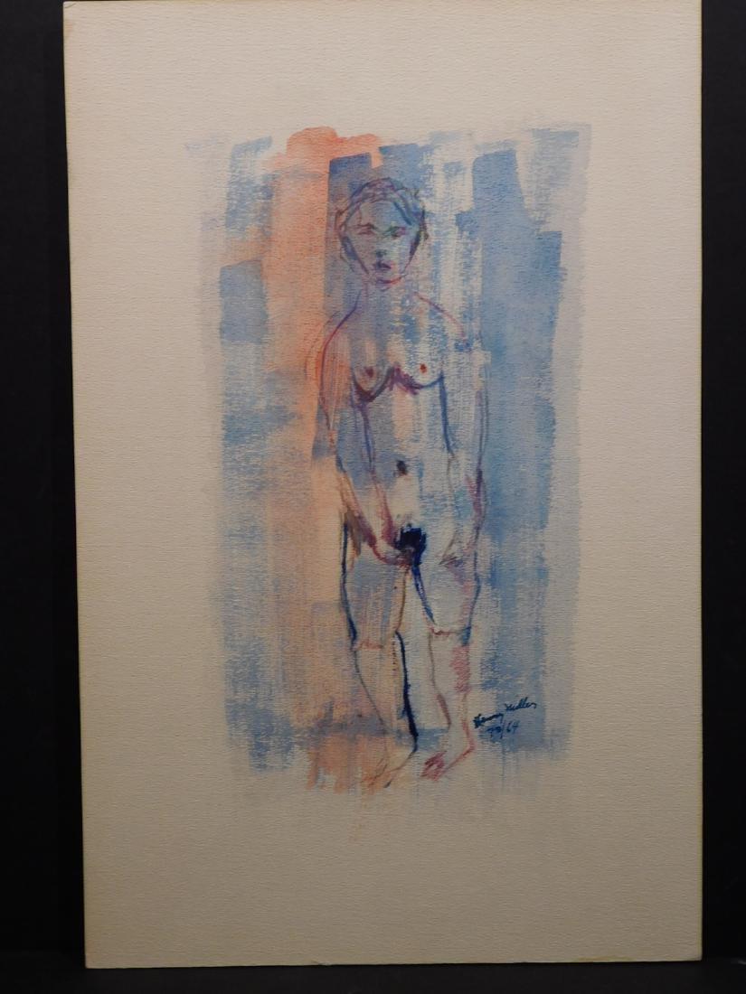 Henry Miller: Female Nude - 2