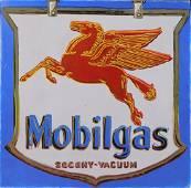 Andy Warhol: Mobilgas Logo